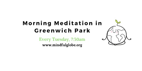 Free Morning Meditation in Greenwich Park tickets