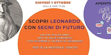 Scopri Leonardo con Segni di futuro biglietti