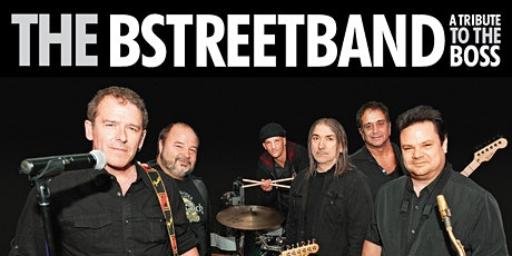 B Street Band (Tribute to Bruce Springsteen) tickets