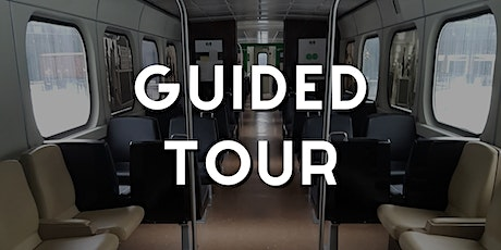 Guided Tour Tickets: Toronto Railway Museum tickets