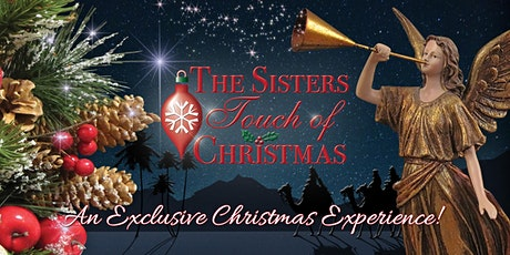 The Sisters Touch of Christmas tickets