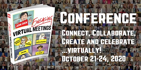 Virtual Engaging Meetings Conference tickets