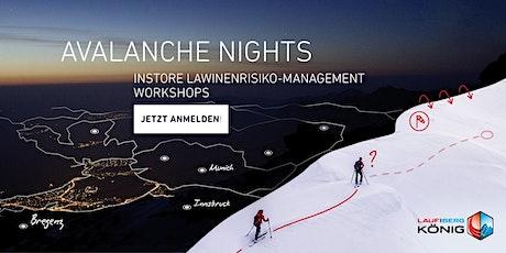 ORTOVOX AVALANCHE NIGHTS | Lauf und Berg König