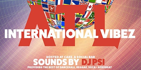 International Vibez Night tickets