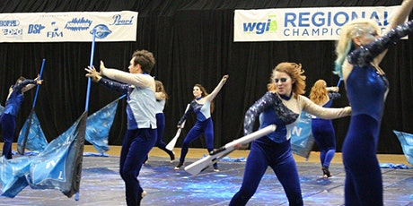 TWIRL IN THE PARK - A Movement and Rifle Color Guard Spin Clinic tickets