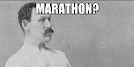 Run Armagh: Not the London Virtual Marathon tickets
