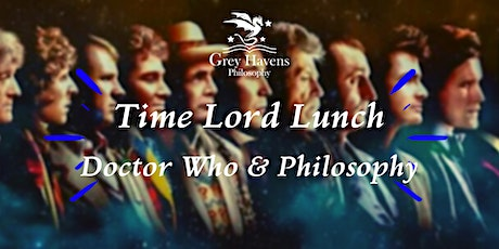 Time Lord Lunch - Online tickets