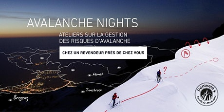 ORTOVOX AVALANCHE NIGHTS | Denivele + ingressos
