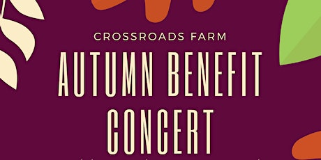 Autumn Benefit Concert tickets