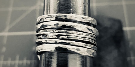 SILVER JEWELLERY WORKSHOP- Make a Set of Silver Stacking Rings- St Andrews tickets