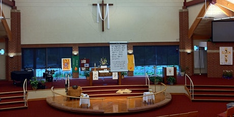 Modified Indoor  Worship tickets