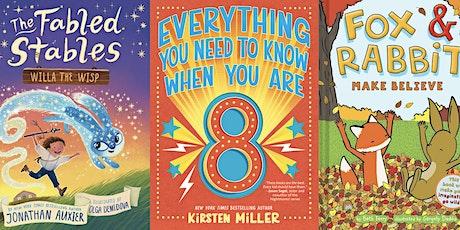 Reader Meet Writer for Kids • Jonathan Auxier, Kristen Miller, & Beth Ferry tickets