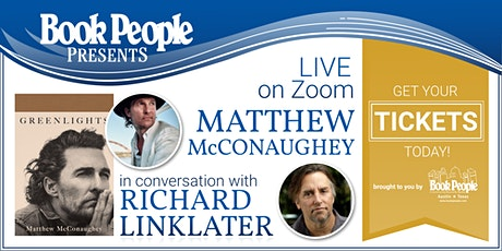 BookPeople Presents: An Evening with Matthew McConaughey tickets