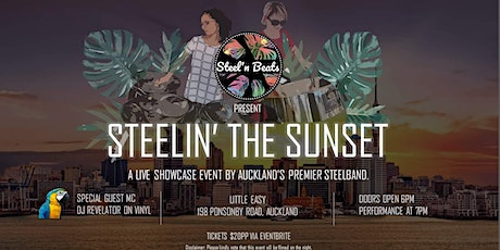 Steelin' the Sunset tickets