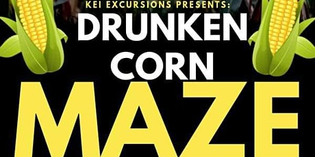 DRUNKEN CORN MAZE tickets
