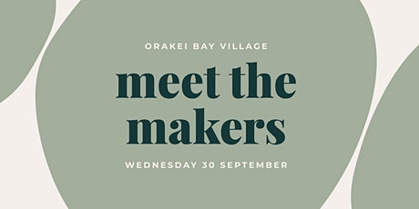 Meet The Makers 2020 tickets