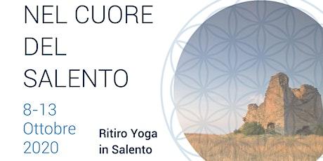 Nel Cuore del Salento - Ritiro Yoga biglietti