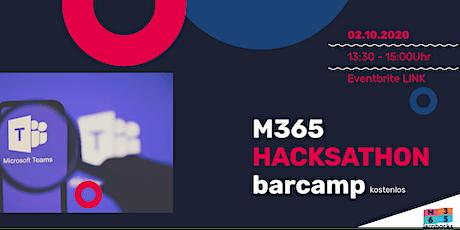 M365 Hacksathon Tickets