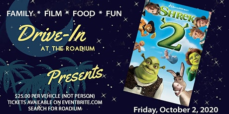 SHREK 2 at the Roadium Drive-In tickets