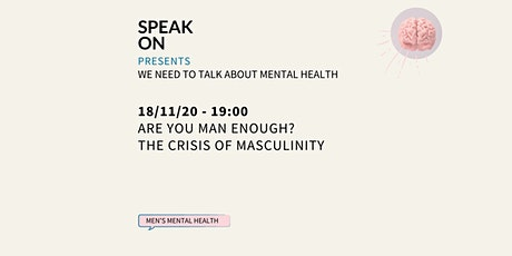 Are You Man Enough?  The Crisis Of Masculinity