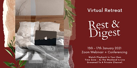 Rest +  Digest Virtual Retreat tickets