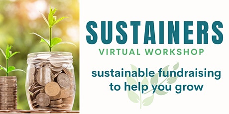 Sustainers Virtual Workshop tickets