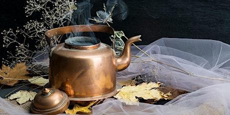 September Wild Weeds Tea Party: Mugwort & Crone Wisdom tickets