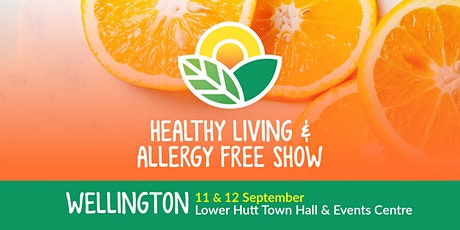 Wellington Healthy Living & Allergy Free Show 2021 tickets