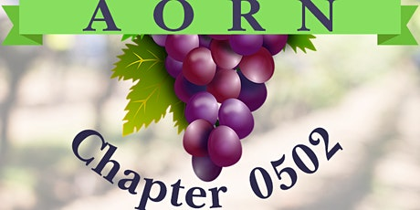 AORN Monthly Meeting tickets
