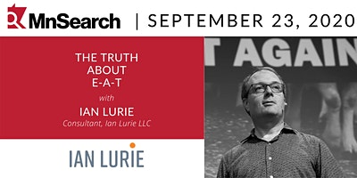 Virtual HH + The Truth About E-A-T with Ian Lurie