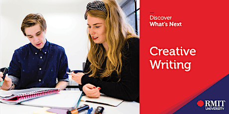 Discover What's Next -  Creative Writing tickets