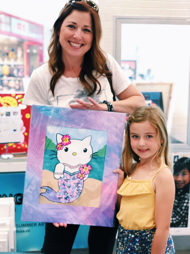 60min Learn to Draw Characters: Orange Blossom @2PM (Ages 5+) image