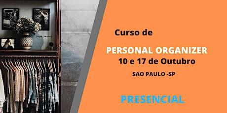 CURSO DE PERSONAL ORGANIZER EM SÃO PAULO ingressos