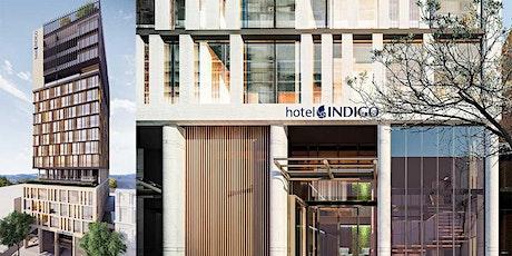 HOTEL INDIGO SITE VISIT tickets
