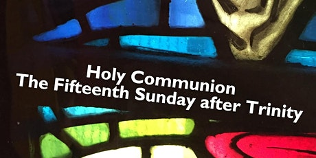 Book your seat for a short Sunday Eucharist 11am Service tickets
