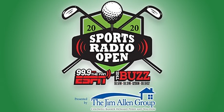 6th Annual Sports Radio Open tickets