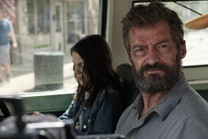 Starlite Drive In Movies - LOGAN image