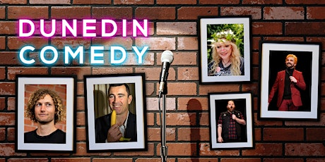 Dunedin Comedy Showcase tickets