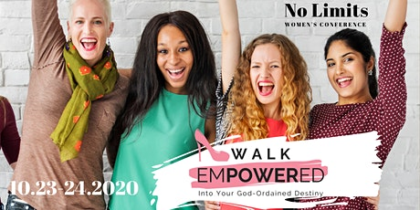 Walk EmPOWERed- NO LIMITS Women's Conference tickets