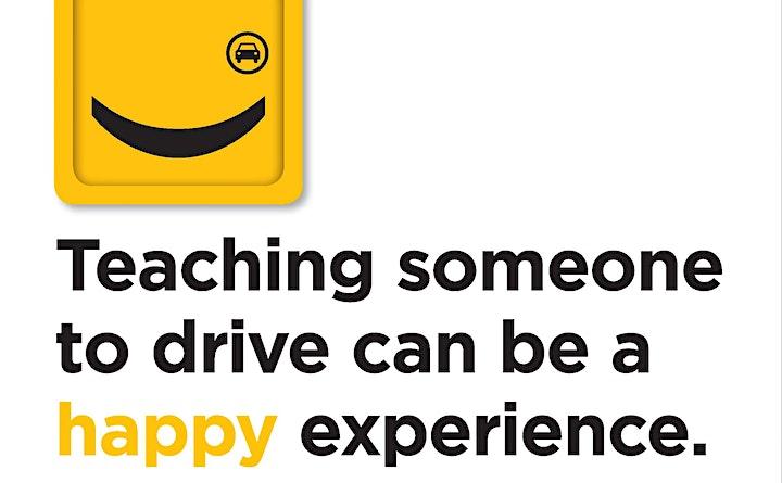 Online Supervisors of learner drivers workshop - 27 April 2021 image