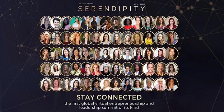 SERENDIPITY 2020 - VIRTUAL SUMMIT image