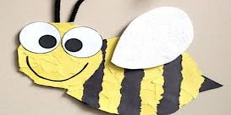 Bumble bees (Kandos Library, ages 3-5) tickets