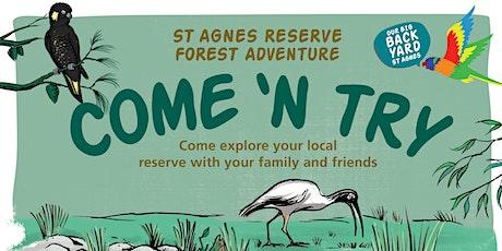 Our Big Backyard St Agnes - St Agnes Reserve tickets