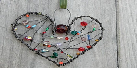 Wire sculptures (Kandos Library, ages 9-12) tickets