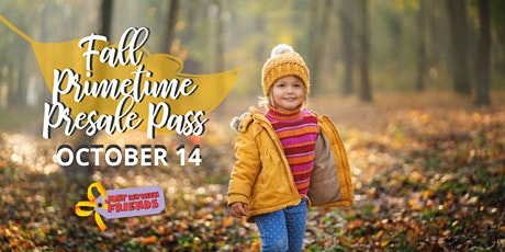 Primetime Presale Pass - Katy JBF Fall Sale tickets