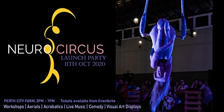 NeuroCircus Launch Party tickets