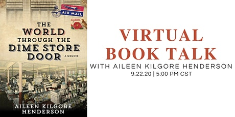 Virtual Book Talk • Aileen Kilgore Henderson tickets