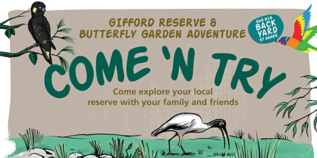 Our Big Backyard St Agnes - Gifford Reserve tickets