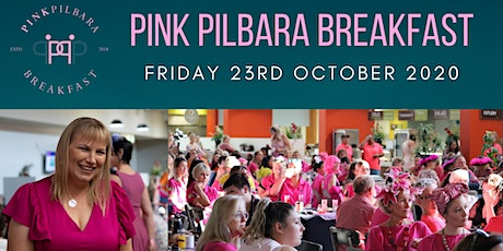 Pilbara Pink Breakfast - Hosted by PHCCI tickets
