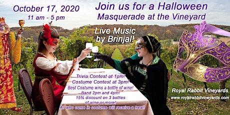 Royal Rabbit  Halloween Masquerade Party tickets